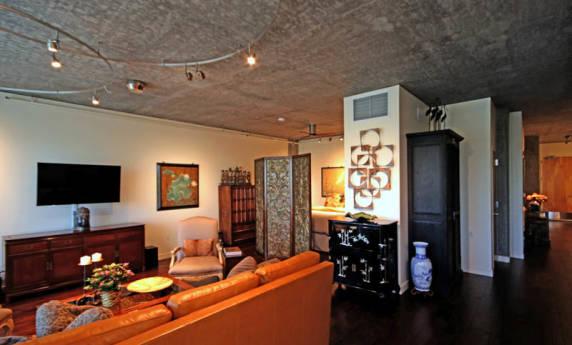 Residential Loft Lighting