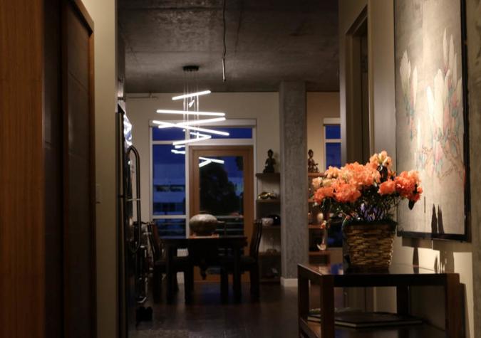 Residential Loft Lighting Sestak Lighting Design