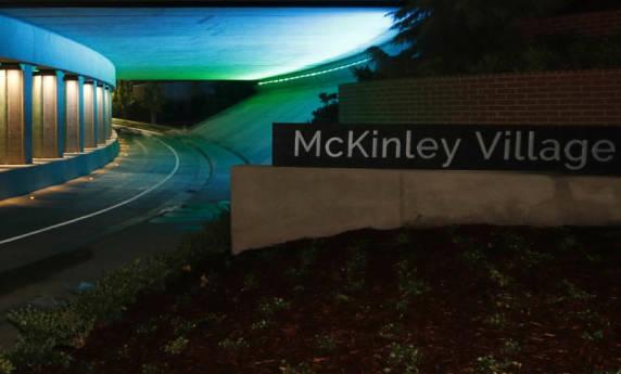 McKinley Village Way Underpass