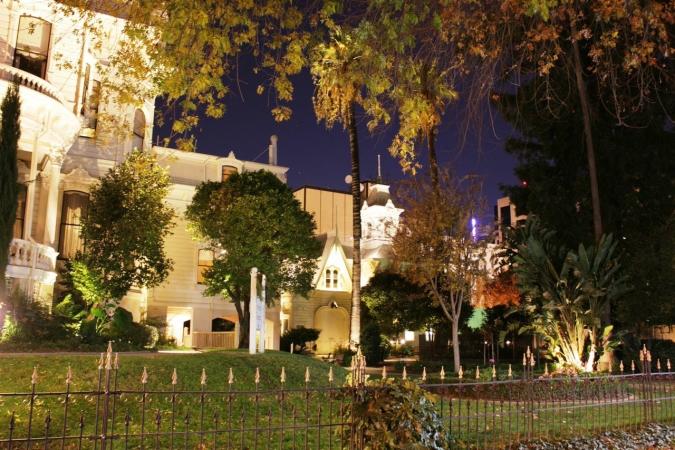 Governor S Mansion State Historic Park Sestak Lighting
